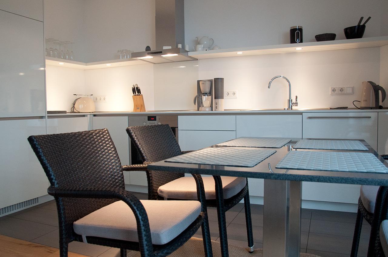 Ihr Küchen- und Essbereich