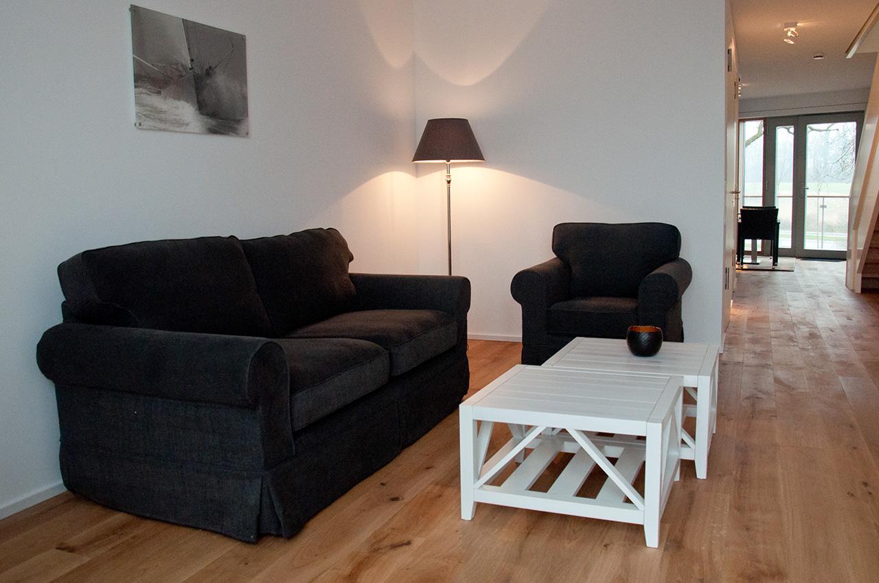 Ihr Wohnzimmer mit Eichenböden